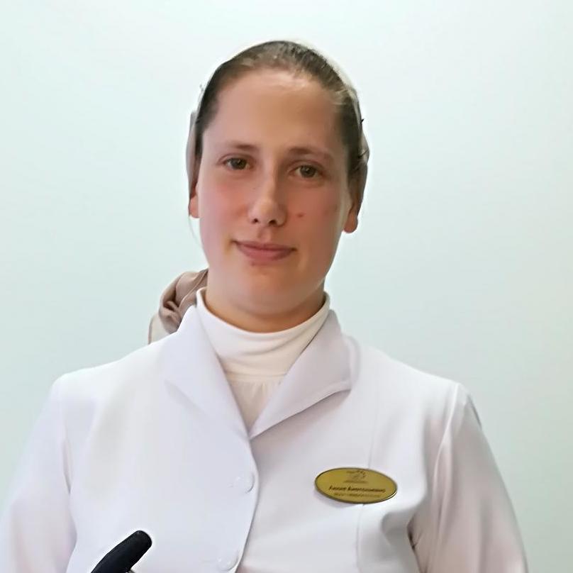 Новый невропатолог - Хан Лилия Анатольевна