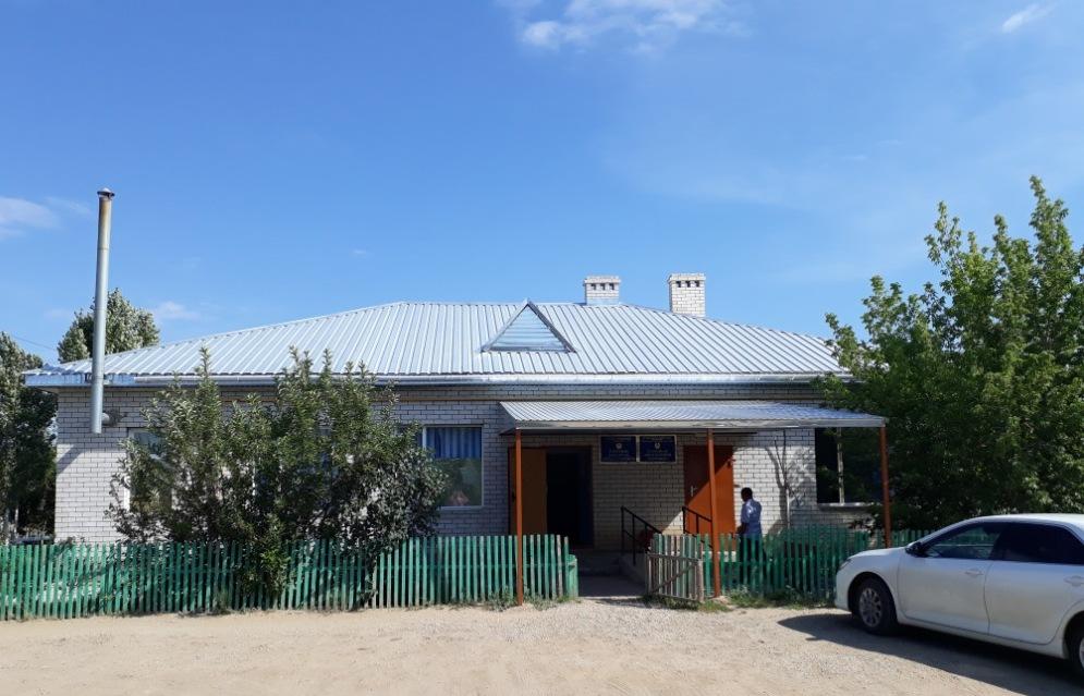 Дәрігерлік амбулатория (Заречный-1 ауылы)