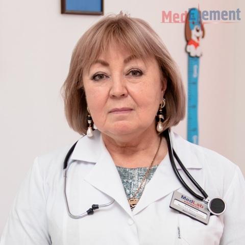 Каминская Наталья Николаевна