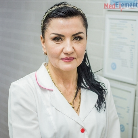 Кириакиди Татьяна Ставровна