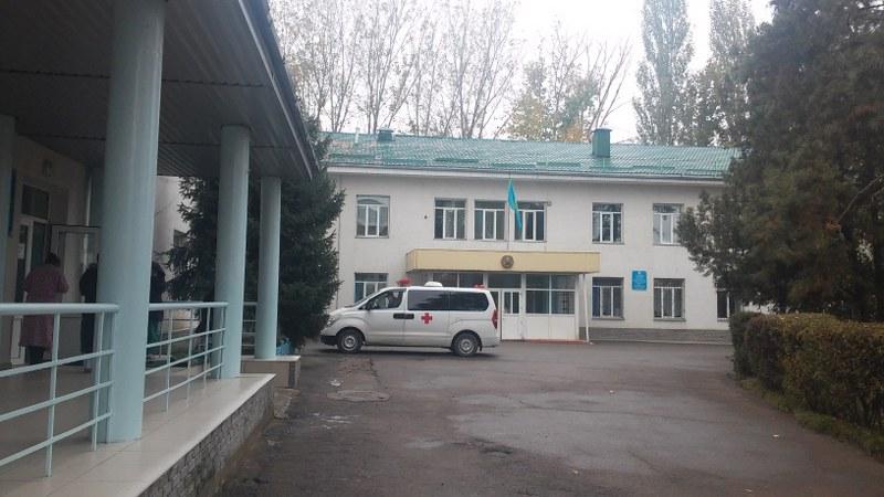 Каргалинская районная больница