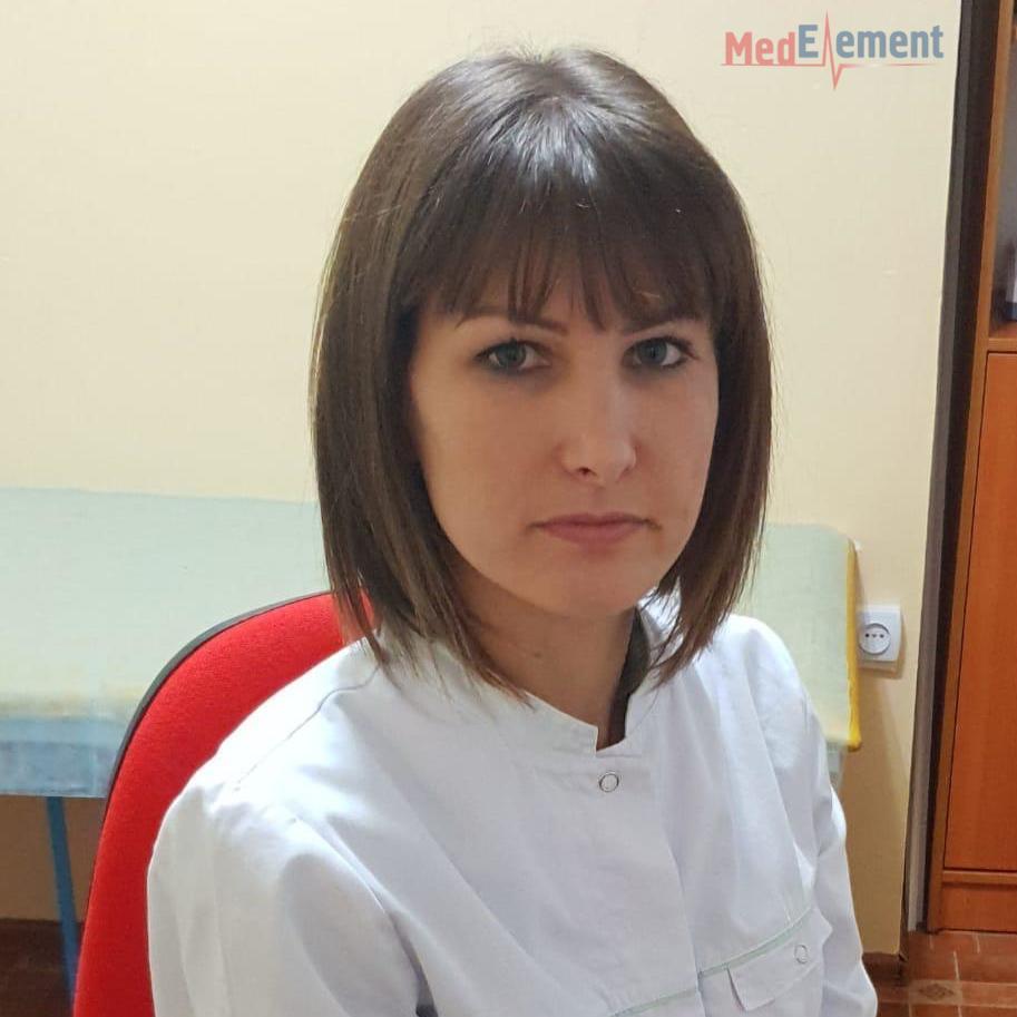 Набиева Ольга Васильевна