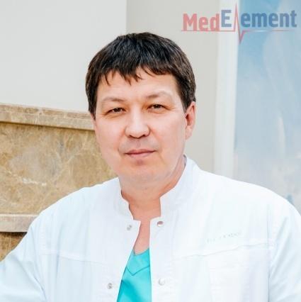Рыскулбеков Ермек Акпанович