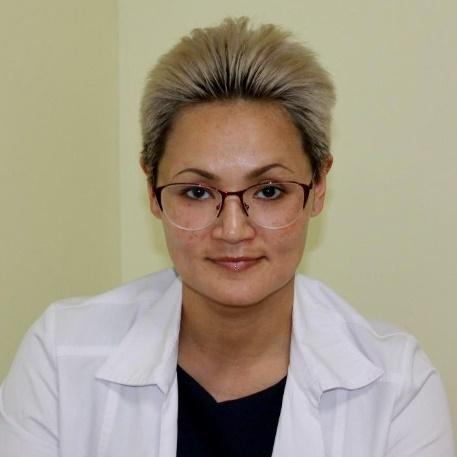 Омарова Камила Нурлановна - новый врач-гинеколог