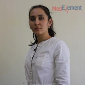 Новый офтальмолог - Давранова Нигина Аслановна