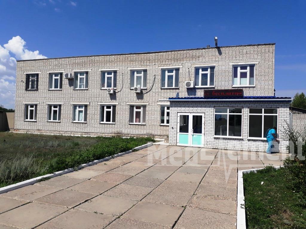 Дәрігерлік амбулатория (Восход ауылы)