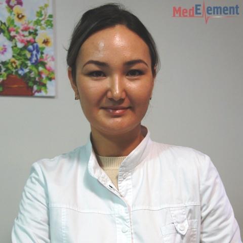 Раева Лаура Бекеновна