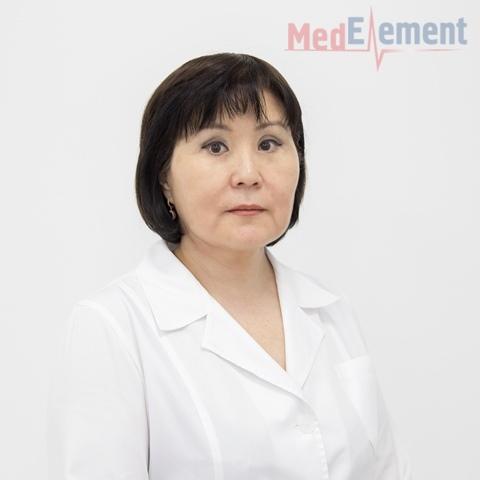 Сахипбаева Ляззат Асылхановна