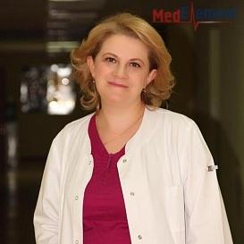 Гериева Марина Мухадиновна