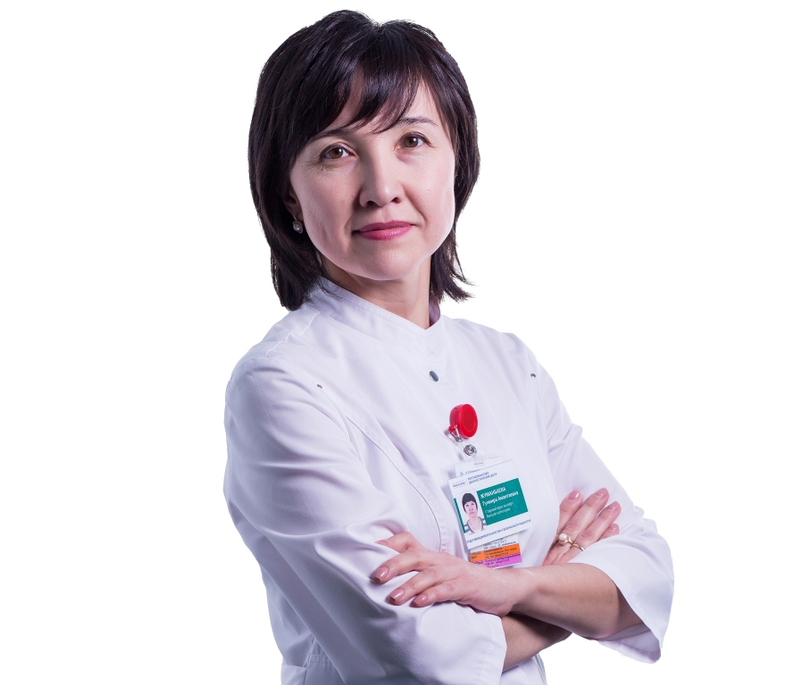 Жуманбаева Гульмира Амантаевна