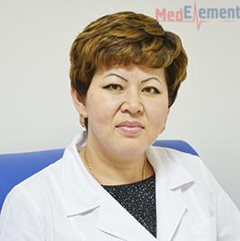 Шамсивалиева Кунсулу Аманжоловна