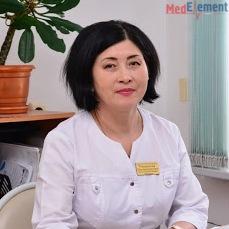 Шалкарова Макпал Жаксыбаевна