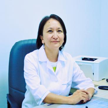 Джакипбаева Айжан Кумискалиевна