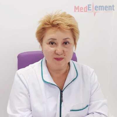 Смыкова Мадия Мухановна
