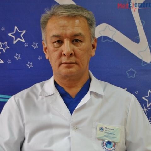 Жумагулов Бейбит Хусаинович