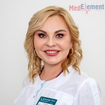 Кузина Оксана Владимировна