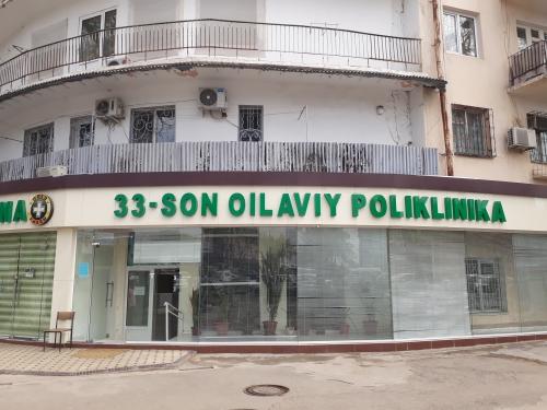 Oilaviy poliklinikasi №33