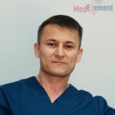 Ашуров Али Хамраевич