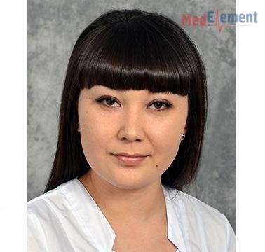 Калыкбаева Жулдыз Тулебаевна
