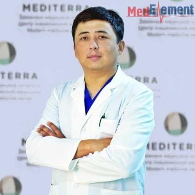 Туркулов Беркин Кушербаевич