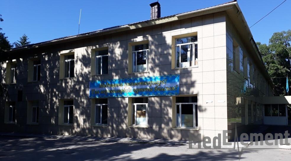 Сельская больница с. Панфилово