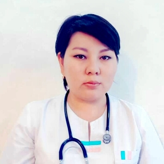 Новый врач - неонатолог Берикбаева Алия Алпысхановна