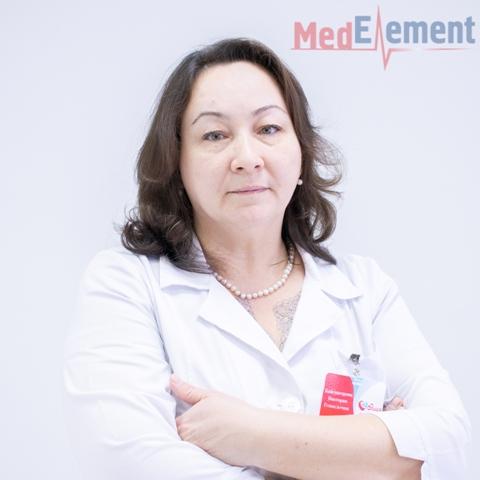 Байсингарова Виктория Геннадьевна