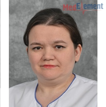 Давлетова Юлия Рустамовна