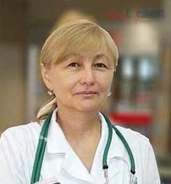 Мусина Ботагоз Салимжановна