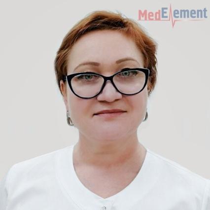 Клепинина Лариса Владимировна