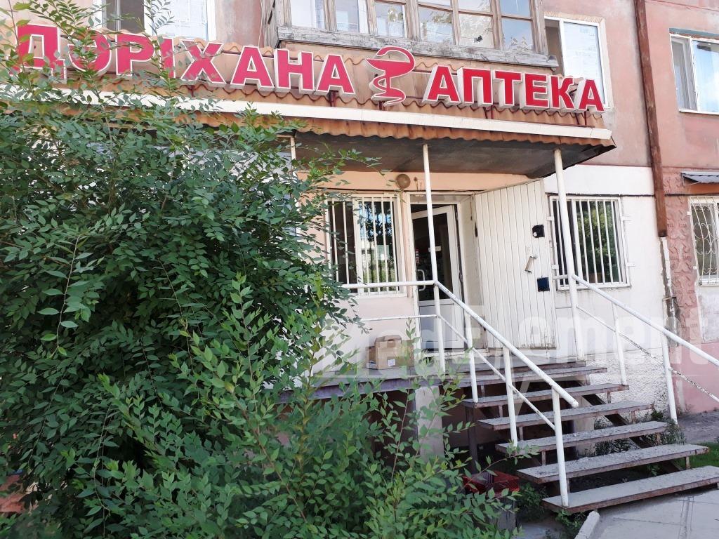 """Аптека ТОО """"Фирма Илья"""" в 410-м квартале"""