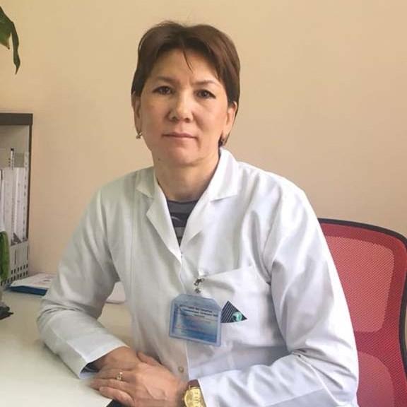 Дуйсенбаева Сауле Сансызбаевна