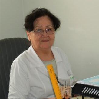 Имирова Гукарван Айсархуновна