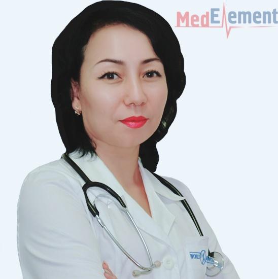 Аманбекова Сания Разакбаевна