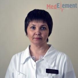 Луганская Ирина Владимировна