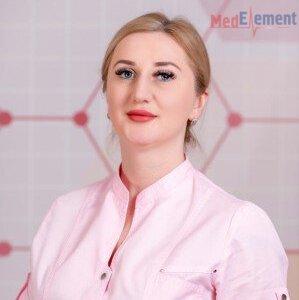 Оспанова Анастасия Секенкызы