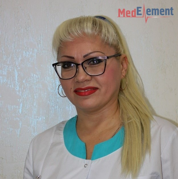 Пономарева Елена Викторовна