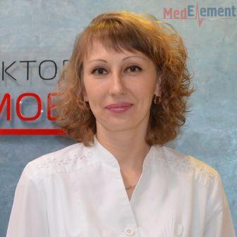 Шабалова Елена Николаевна
