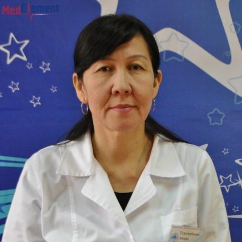 Тургинбаева Анаа Турганалиевна