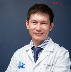 Конырбаев Серик Маратович
