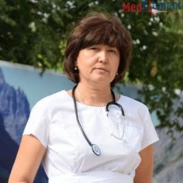 Утегенова Лариса Асановна