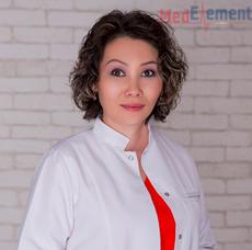 Шакирова Алия Нурлановна