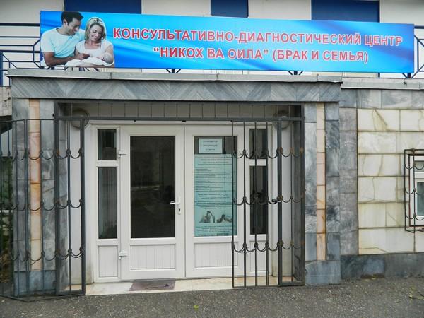 """Klinika """"NIKOX va OILA"""""""