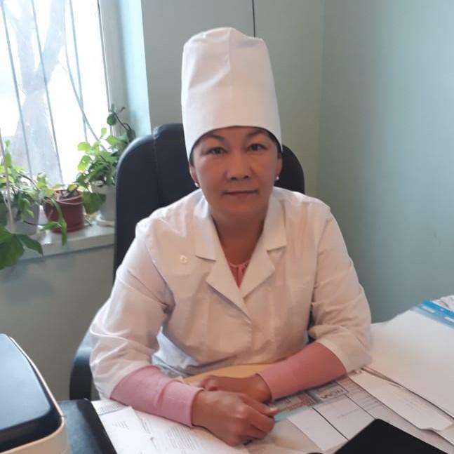Орынбекова Бахыткул Мынбаевна