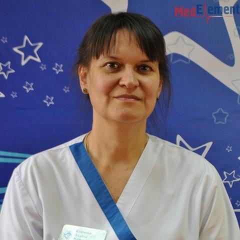 Климова Эллиса Ивановна