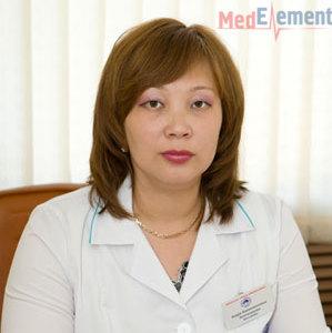 Коптилеуова Анара Какимжановна