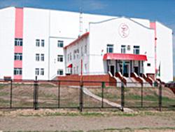 Кокпектинская центральная районная больница