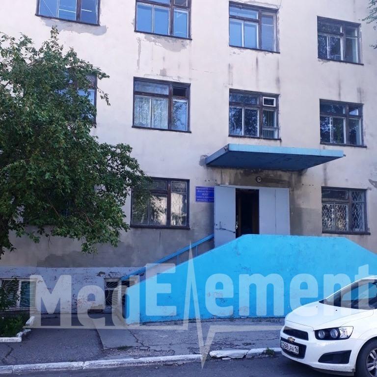 Госпиталь Департамента внутренних дел Восточно-Казахстанской области