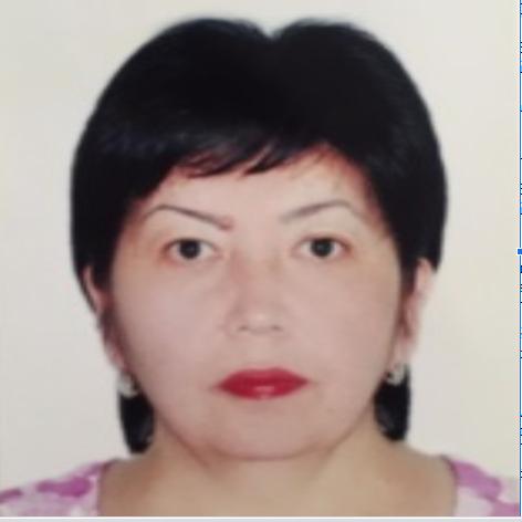 Орманова Уриляш Алиайдаровна