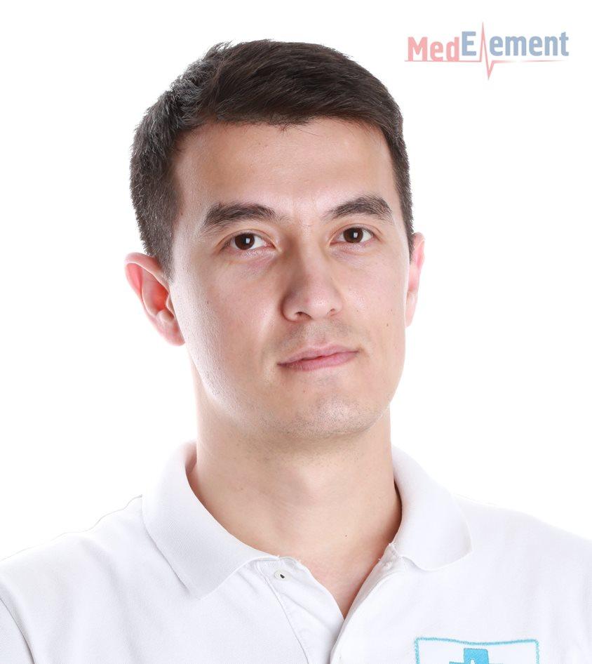Тлеуназаров Алибек Канатович